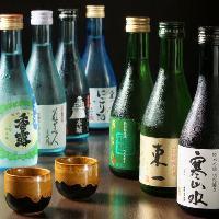 日本酒、焼酎をぜひ♪祭、森伊蔵、村尾、鍋島、三岳、魔王、NO6