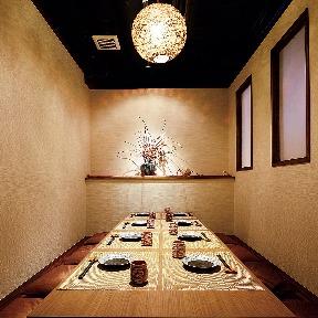 全席完全個室 九州地鶏 あや鶏 小倉魚町店