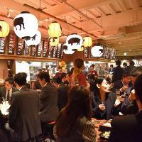 各種宴会は鶏焼き酒場びーびーにおまかせください!!