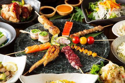 串と煮込みの元祖居酒屋 個室 門限やぶり 熊本光の森店