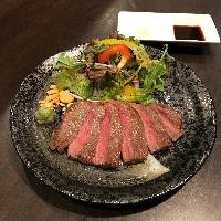宮崎牛ステーキ 3,300円