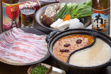 郷土料理・黒豚しゃぶ鍋・ぞうすい 八幡 (はちまん) image