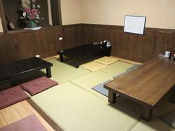 【個室席】最大20名様まで対応可能♪各種宴会承ります!
