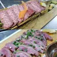 厳選されたA5~A4ランクの県産和牛料理