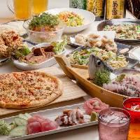 【料理】 定番のチャンプルーから海鮮料理まで沖縄料理がズラリ