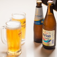 【ビール】 オリオンビールやシーサーガフなど沖縄ならではの味
