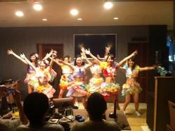 歌って踊る! エンターテイメント居酒屋!