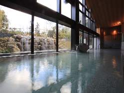 お食事と一緒に やまつばさの天然温泉は、いかがですか?