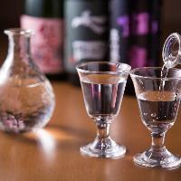 定番から希少銘柄まで佐賀ならではの地酒を種類豊富にご用意