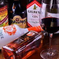 【ドリンク】 イタリアのワインやビールが充実しています◎