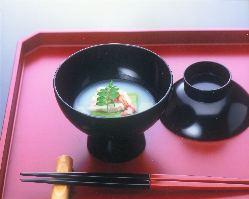 一つの椀の中にも、「とき宗」ならではの美食の世界が広がる。