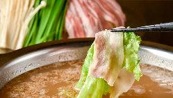 【歓迎会】 レタしゃぶ&馬刺し等人気料理満載で4,000円~