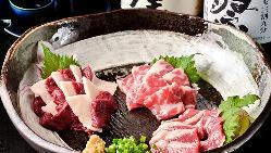 【レタしゃぶ】 鹿児島産の黒豚と新鮮レタスを特製スープで♪