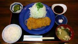ロースかつ膳 980円