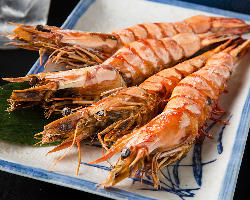 魚料理には自信あり!美味しいお酒とのマリアージュも楽しめます