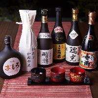 県内47酒造所全ての泡盛を網羅しております!琉球カクテルも人気