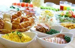 一日の始まりとなるお食事には洋食・和食のビュッフェをご用意。