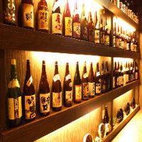 厳選された全国の日本酒です