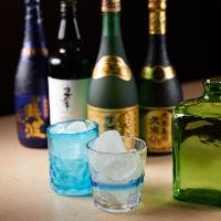 【沖縄泡盛】 好みに合わせた一杯をお楽しみくださいませ