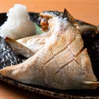 【アラカルト】 鮮魚のお刺身や串カツに加え一品料理も