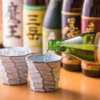 【プレミアム焼酎】 九州限定の銘柄をはじめ多彩なラインナップ
