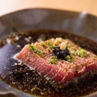 【鮮 魚】 プロが目利きした旬の魚をお刺身や煮付けでご提供