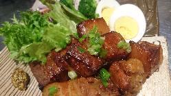 鶏・豚・牛すべて肉料理も充実!食材はALL鹿児島県産です!!