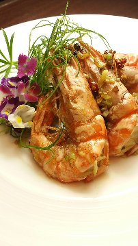 台湾レストラン 麗白