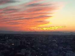 佐賀県庁舎最上階から望む絶景♪