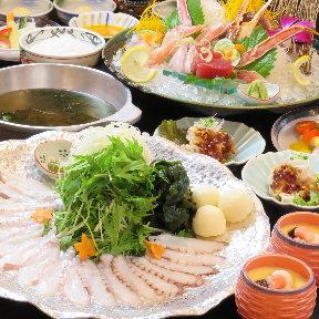 海鮮丼と海の幸 はこだて亭 KITTE博多店