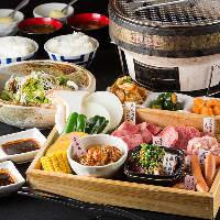 【コース】 希少部位など厳選のお肉と一品料理をリーズナブルに