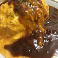 トロトロの卵が堪らない「オムライス」680円(税抜)
