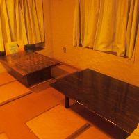 <座敷席>アットホームな雰囲気で寛ぎやすいですよ。
