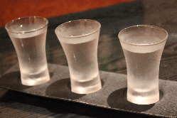 日本酒利き酒セット 1,000円(税抜)