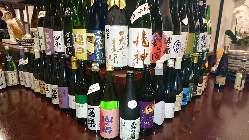 多数の日本酒!店内メニューもご確認下さい。