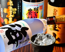 【地酒&焼酎】 九州で造られたお酒を多数取り揃えました
