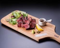 がっつりお肉が食べたい要望にもお応え致します。