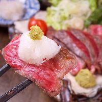 宮崎の食材を使用した郷土料理や地元のお酒をご提供!!
