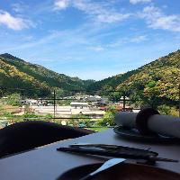 那珂川町の雄大な自然と美食を嗜む、特別なひと時を…