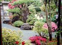 四季を感じる庭園。 美しい景色を眺めながら心安らぐひとときを