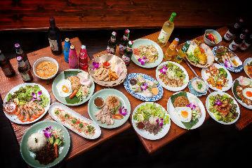 アジアンキッチン サバイジャイ