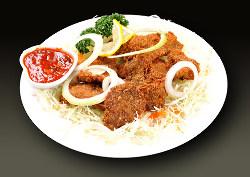 スリランカ家庭料理も多数ご用意しております!