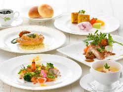 素材の良さを最鹿児島の食材を使用したホテルシェフ自慢の料理