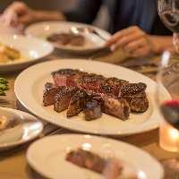 熟成肉を堪能できる、当店一押しのパーティープランとなります。