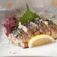 【厳選食材】 沖縄近海で水揚げされた旬の魚を使用しています