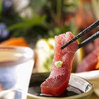 今大注目の肉寿司を食べ放題でもご用意♪