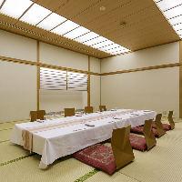 【個室】 結納や顔合わせに重宝する座敷席の個室がございます