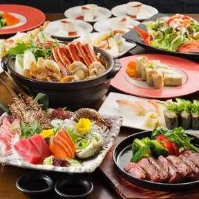 博多個室割烹 活き鮮魚 うみまる 博多筑紫口本店