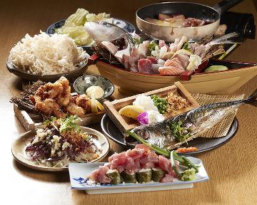 食べ飲み放題専門居酒屋 荒くれ 鰹者(かちゅーしゃ)