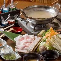 【あぐー豚を満喫する】 沖縄ブランド豚を様々な料理でどうぞ